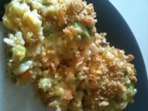 Broccoli Cheese Rice Casserole Recipe - Food.com