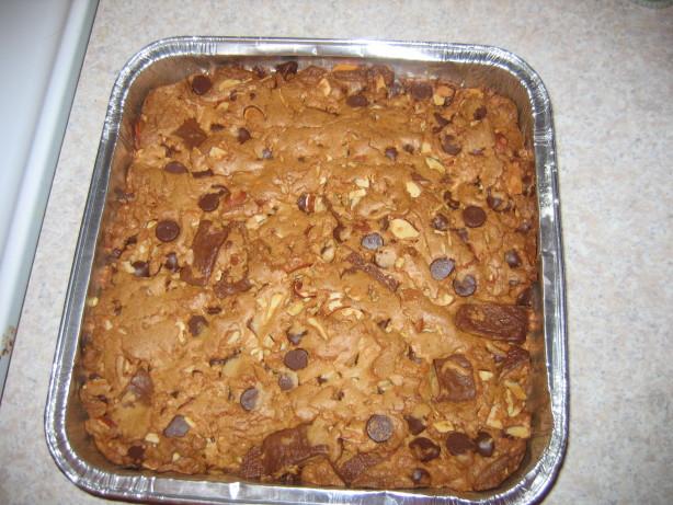 Toffee-Chocolate-Almond Bars Recipe - Food.com