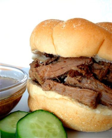 Easy Slow Cooker French Dip Recipe - Food.com