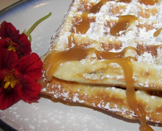 Hazelnut Waffles Recipe - Food.com