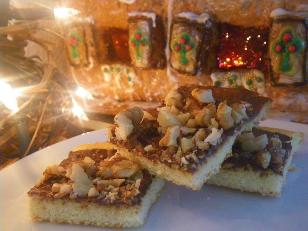 Toffee bar cookies recipe for Food at bar 38