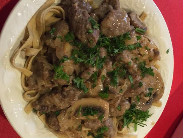 Classic Beef Stroganoff Recipe - Food.com