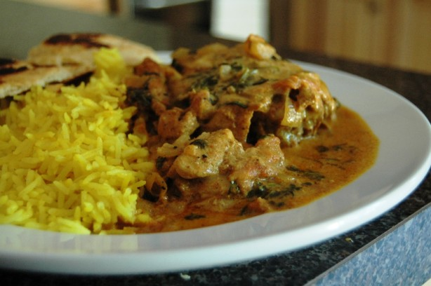... indian spiced grilled chicken recept yummly spicy butter chicken curry