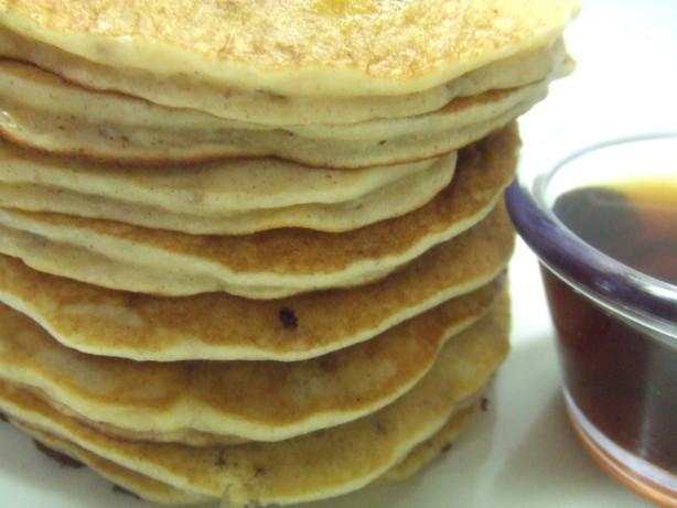 Banana-Nut Pancakes Yum! Recipe - Food.com
