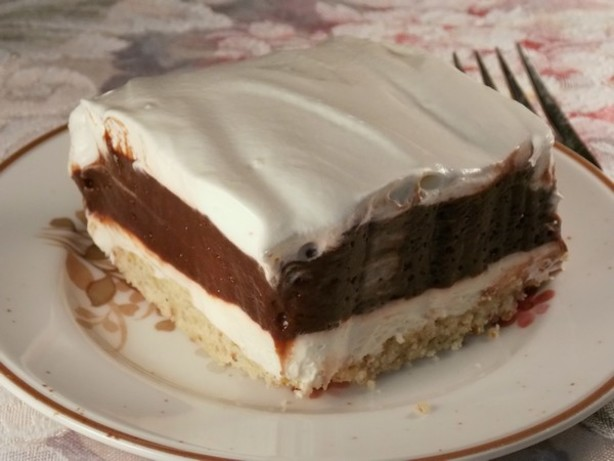 Good Layered Cake Recipes: Four Layer Delight Recipe