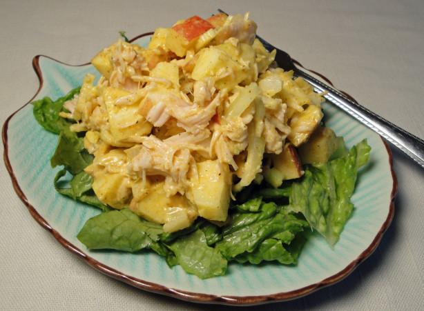 Curried Turkey Salad Recipe - Food.com