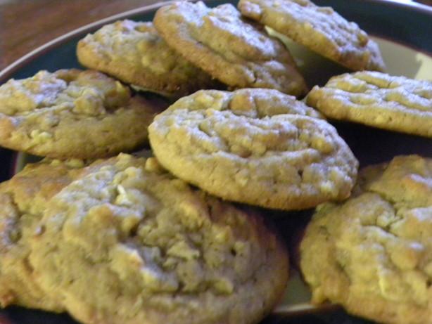 Apple Peanut Butter Cookies Recipe - Food.com