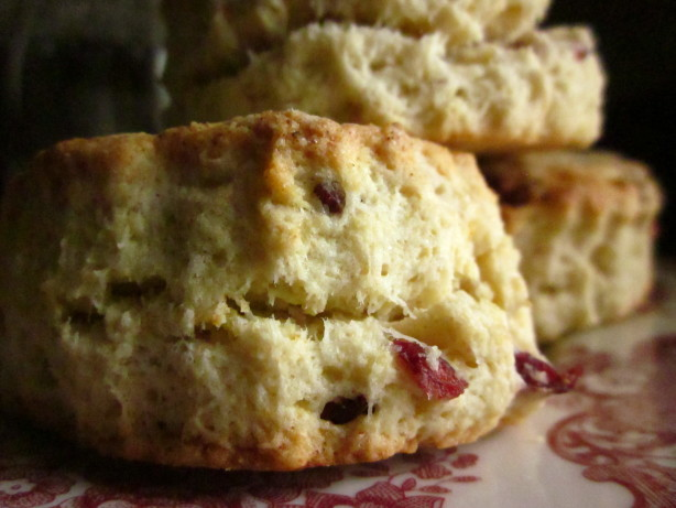 Classic Tea Time Cream Scones Recipe - Food.com