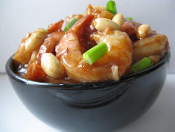 Kung Pao Shrimp Recipe - Food.com