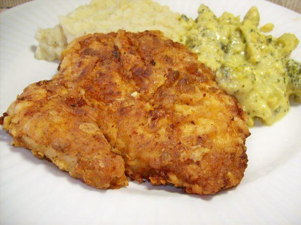Buttermilk fried chicken breast filets recipe for Table 52 buttermilk fried chicken recipe