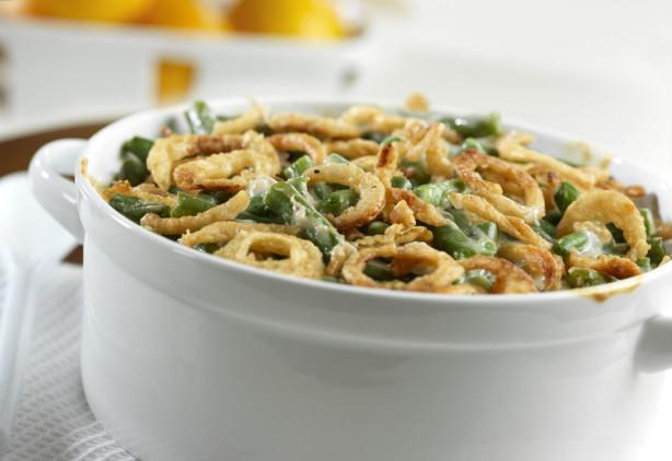 Campbell S Kitchen Green Bean Casserole