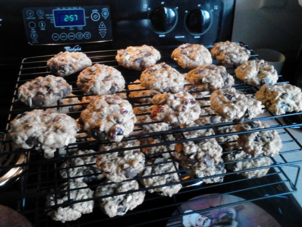 Oatmeal Craisin Chocolate Chip Cookies Recipe - Food.com