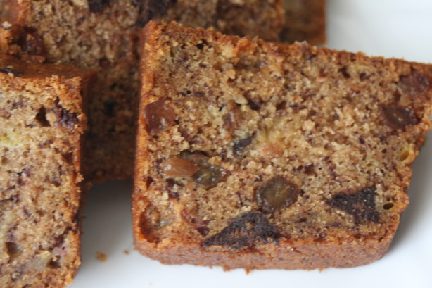 Banana nut chocolate chip bread food network rentnsellbd banana nut chocolate chip bread food network forumfinder Choice Image