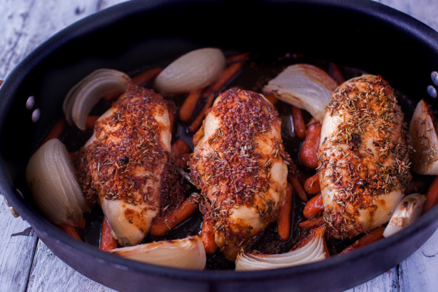 Split Chicken Breast Recipes Food Network