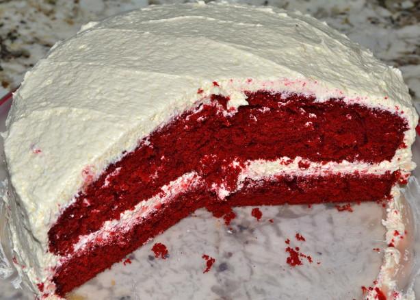 Red Velvet Cake Icing Recipes: The Original Red Velvet Cake Recipe