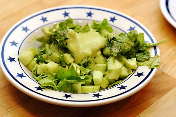 Creamy Avocado Dressing Recipe - Food.com