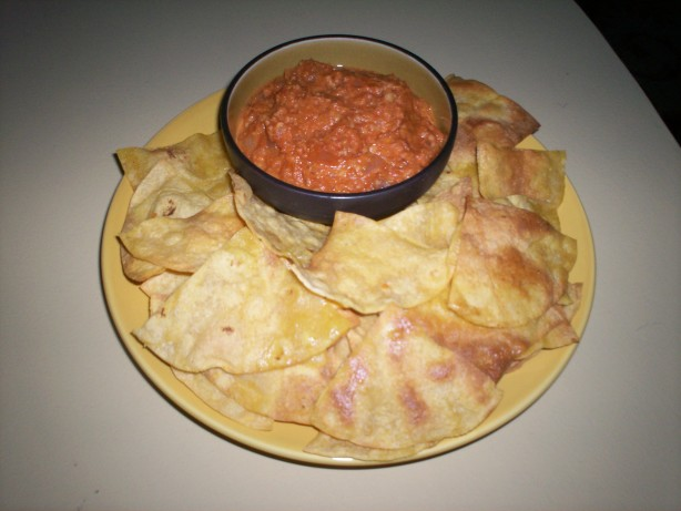 Homemade Corn Tortilla Chips Easy Cheap Mexican Snack