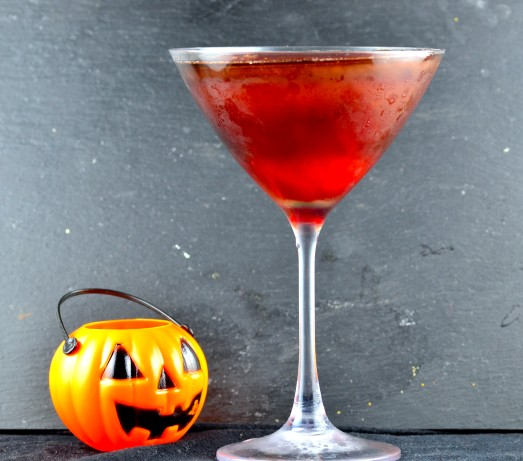 Rotting Pumpkin Martini Recipe