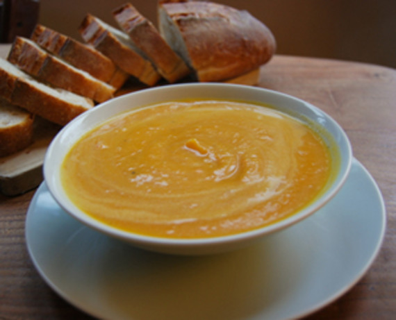 Butternut Squash Bisque Recipe - Low-cholesterol.Food.com