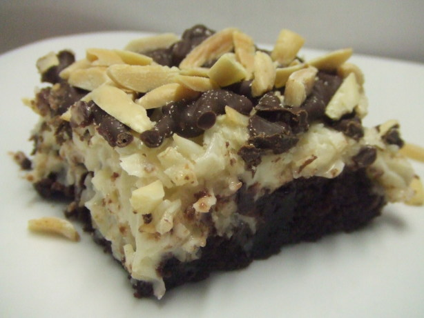 Vs Almond Joy-Ee Brownies Recipe - Food.com