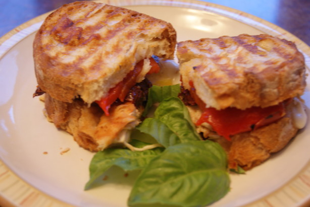 Italian Chicken Sandwich Recipe - Food.com