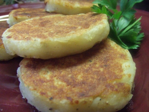 Crispy Potato Cakes Recipe - Food.com