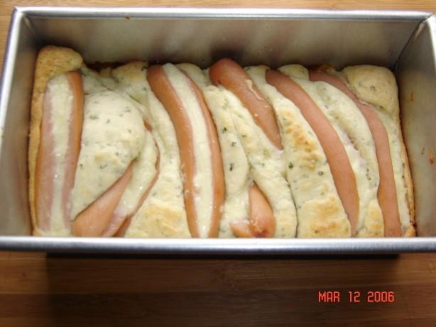 how to cook frankfurters in oven