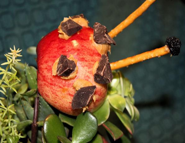 Ladybug Apples Recipe Food Com