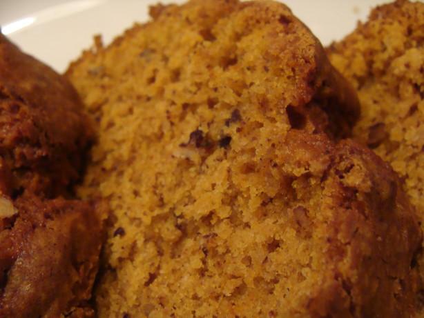 Moist Pumpkin Spice Bread Recipe - Food.com