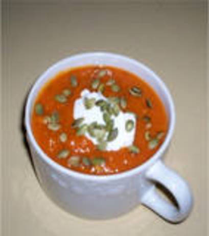 Chipotle-Pumpkin Soup Recipe - Food.com