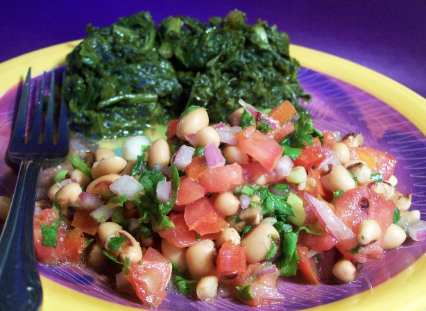 Black-Eyed Pea Salad Recipe - Food.com