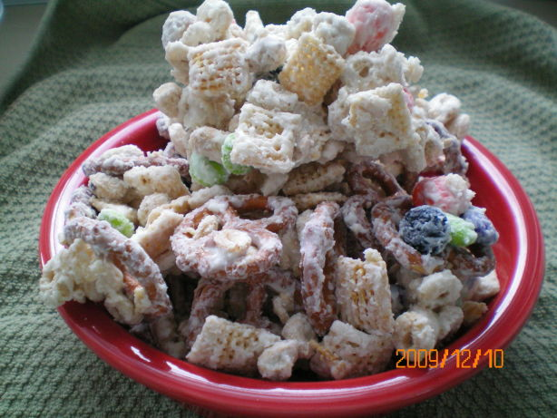 Christmas Reindeer Mix Recipe - Food.com