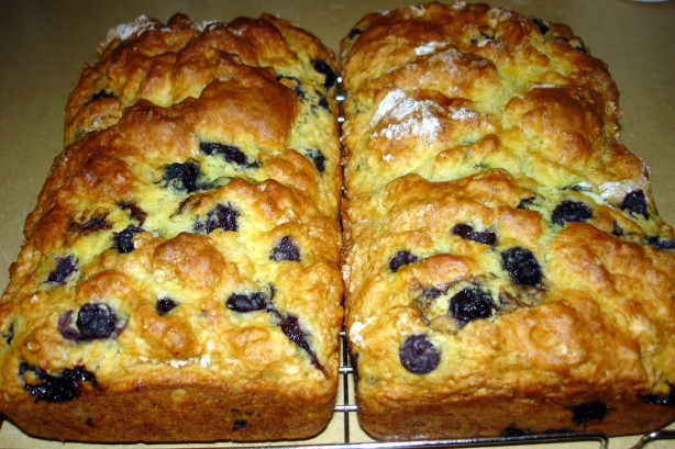 Blueberry-Orange Bread Recipe - Food.com