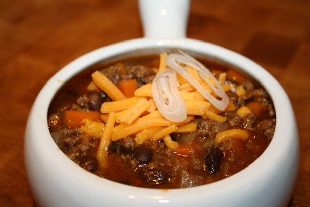 Southwestern Beef Chili With Corn Recipe - Food.com