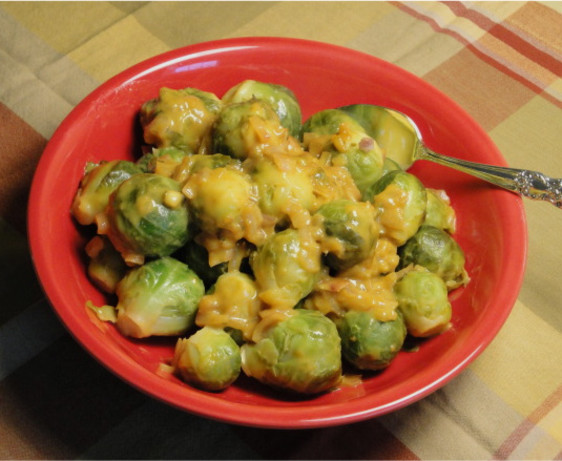 Braised Brussels Sprouts In Mustard Sauce Recipe - Food.com
