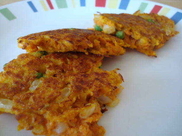 Curried Sweet Potato Fritters Recipe - Food.com