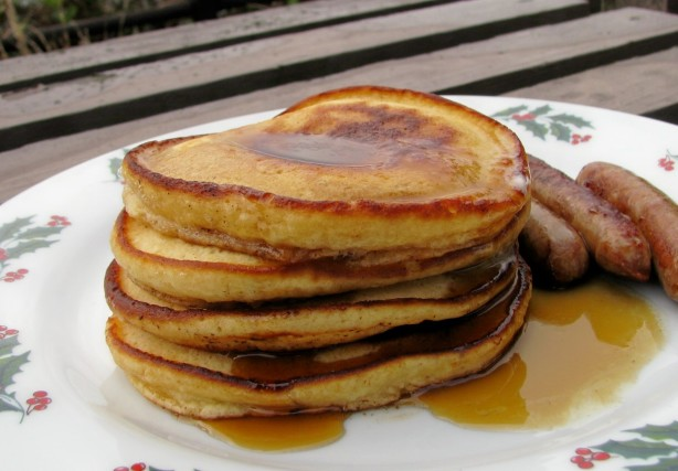 Eggnog Pancakes Recipe - Food.com