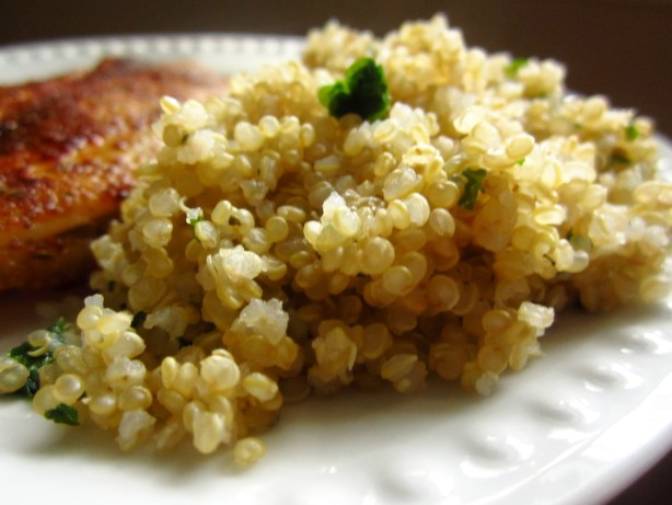 Lemony Quinoa Recipe - Food.com