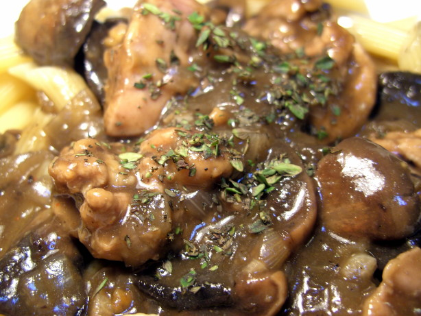 Chicken In A Riesling Sauce Recipe - Food.com