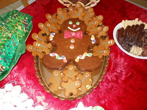 Moist Gingerbread Cake Recipe - Food.com