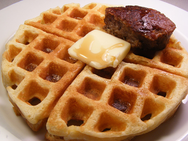 Buttermilk Waffles Recipe - Food.com