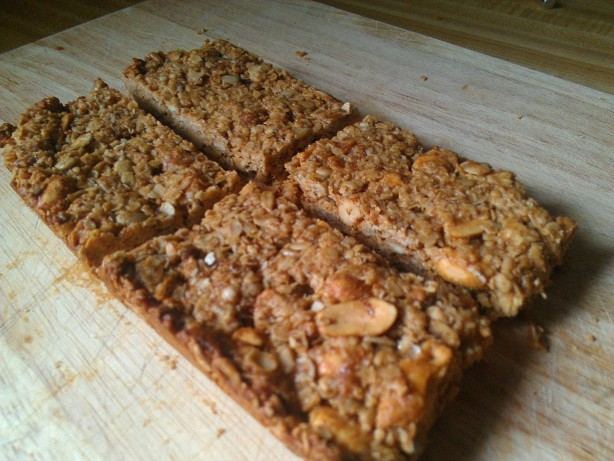 Crunchy Granola Bars Recipe - Food.com