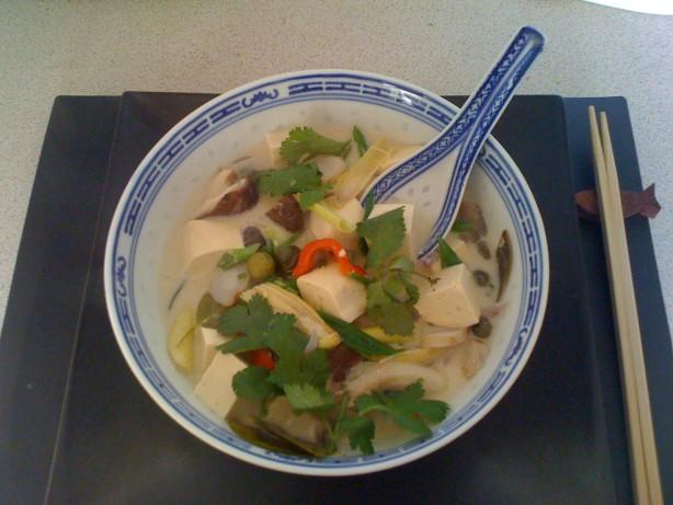 Coconut-Lime Tofu Soup Recipes — Dishmaps