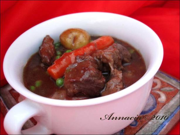 Old Time Beef Stew Recipe