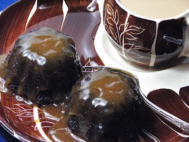 Chocolate Ginger Cake With Bourbon Sauce Recipe - Food.com