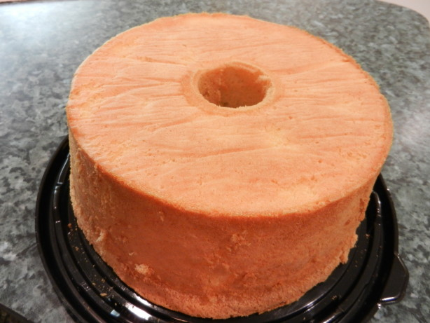 Sponge Cake Portuguese Pao De Lo Recipe Food Com