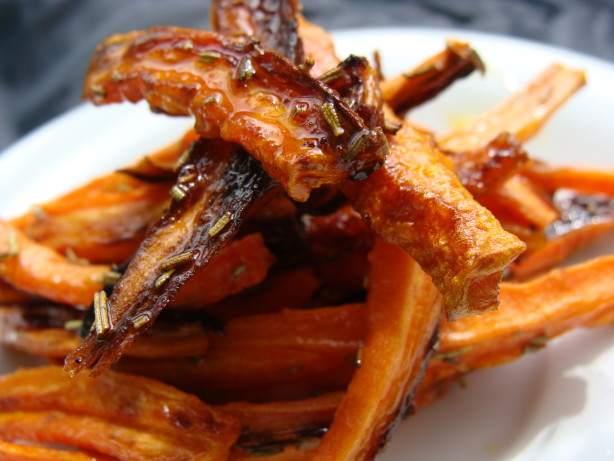 Oven-Baked Carrot Fries Recipe - Food.com