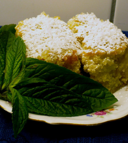 Key Lime Coconut Cake Recipe — Dishmaps