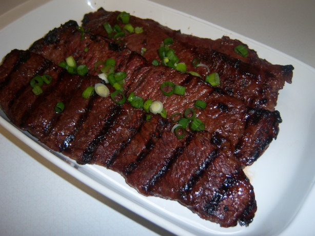 Galbi Kalbi) Grilled Korean Short Ribs Flanken Cut) Recipe ...