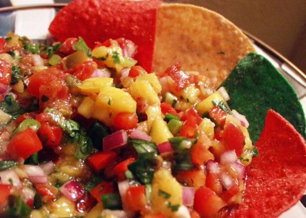 Mango Salsa Chicken Recipe Food Network